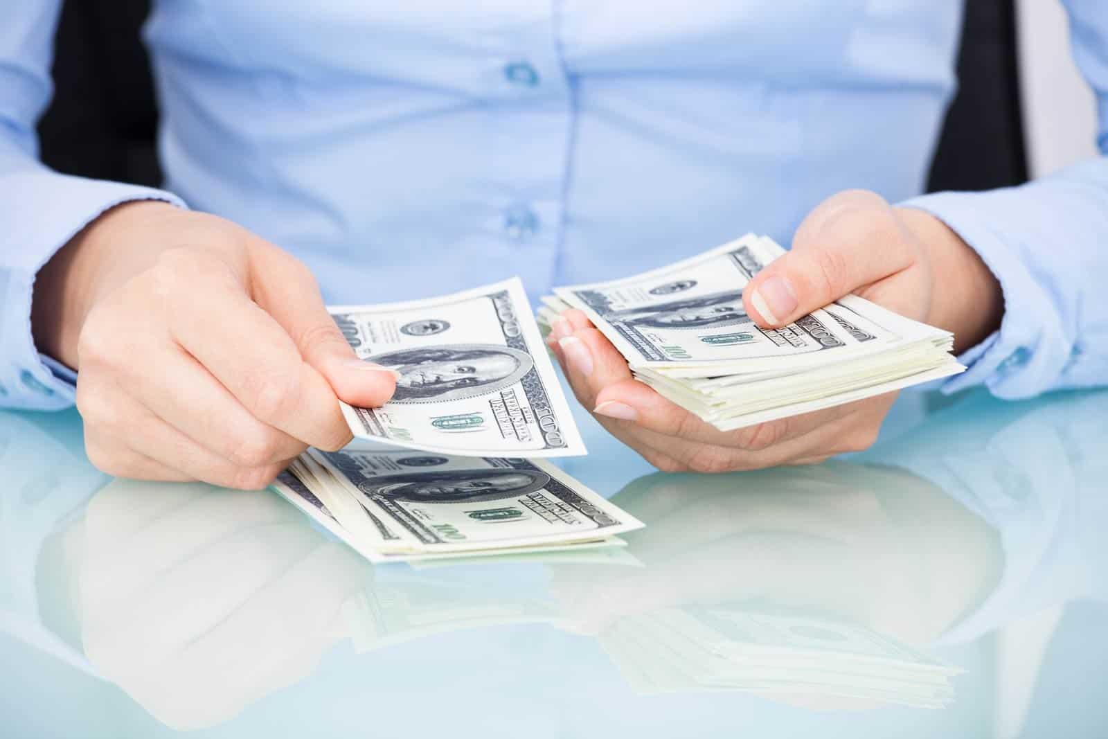 Moneta půjčka